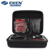 Sac de collection de stockage de voyage boîte de taille moyenne 22*18*6cm sac portable pour SJCAM SJ4000 SJ5000 EKEN H8 H9 H3 caméra daction