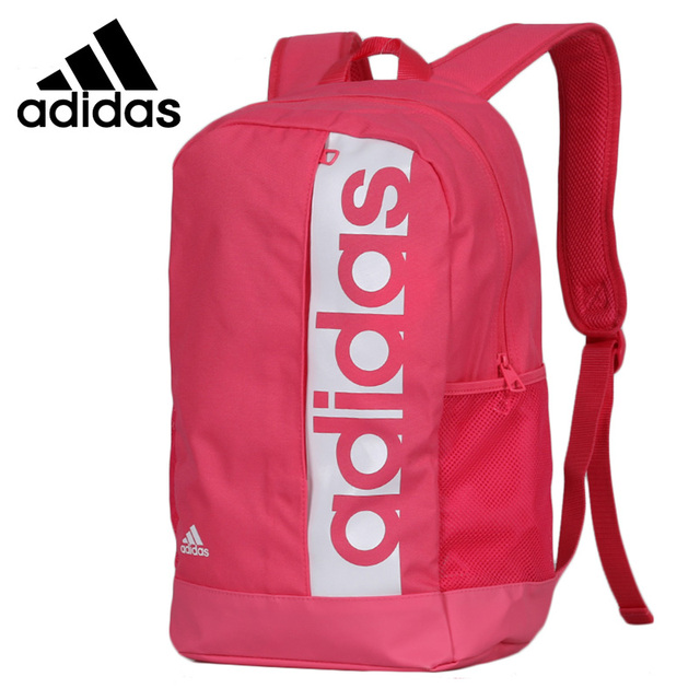 8f4fc2b9d8 Original New Arrival 2018 Adidas LIN PER BP Unisex Backpacks Sports Bags-in  Training Bags from Sports   Entertainment on Aliexpress.com