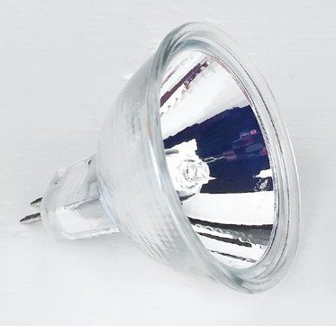 50w halogen lamp mr16 base 12v CE&ROHS with flast glass cover 4000hours life