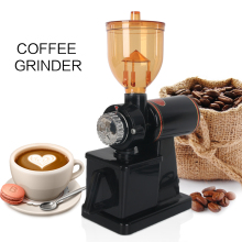 ITOP Electric Coffee Grinder,Ceramic Grinder Mill 8-Speeds Beans Mills Stainless Steel Kitchen Tools 110V/220V