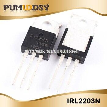 10 piezas IRL2203N TO220 IRL2203 a-220 nuevo original envío gratis IC