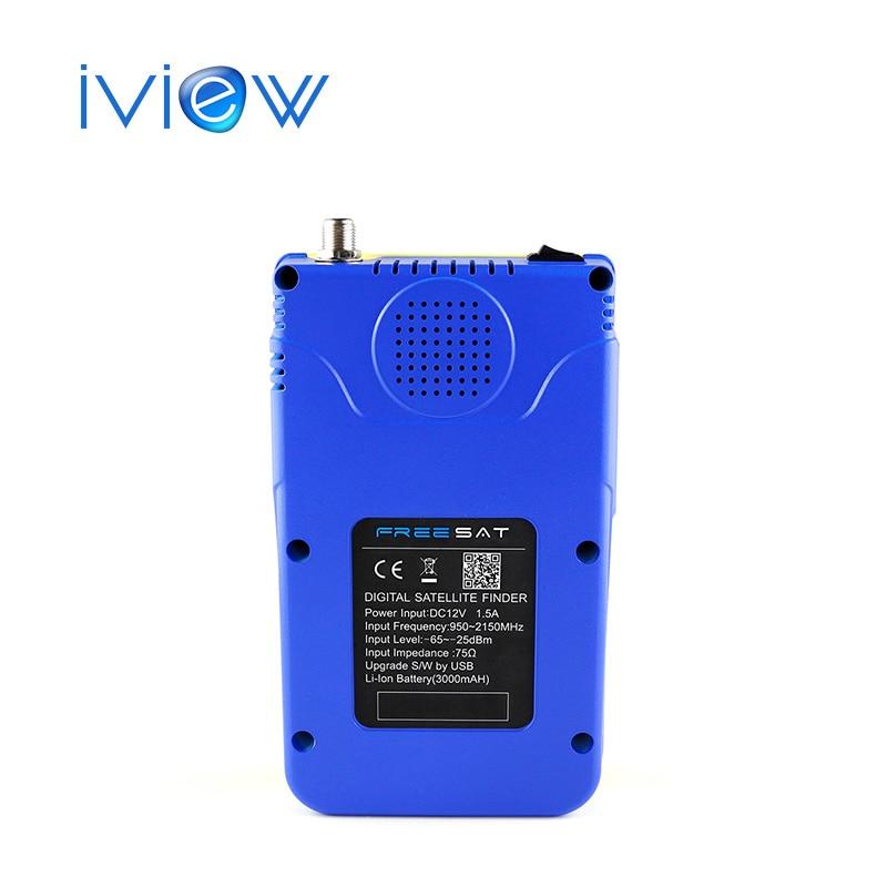 FREESAT V8 Finder Satellite signal Finder V-71 HD DVB-S2 MPEG-2/MPEG-4 FTA Digital Satellite meter 3.5 inch LCD Display digital tv satellite receiver freesat v8 super dvb tuner support newcamd cccamd ccam dvb s2 hd fta freesat v8 receiver usb wifi