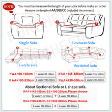 CouchCare™ Premium Sofa Covers