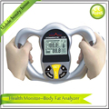Handheld LCD Display Body Fat Testing Measurement Analyzer Skin Health Monitor Meter Machine