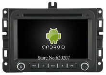 S160 Android 4 4 4 CAR GPS DVD player FOR DODGE RAM1500 2014 JEEP RENEGADE 2015