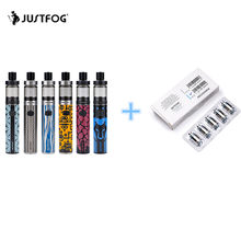 Bigsale JUSTFOG FOG1 Kit 1500mAh built in battery all in one kit vape pen electronic cigarette 2ML for both starter and veterans(China)