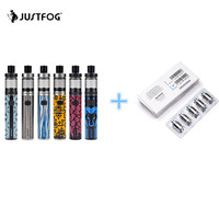 JUSTFOG FOG1 Kit 1500mAh Built In Battery All In One Kit Vape Pen Electronic Cigarette 2ML