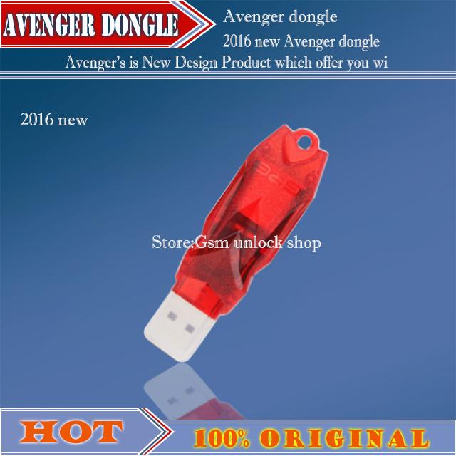 Avenger dongle