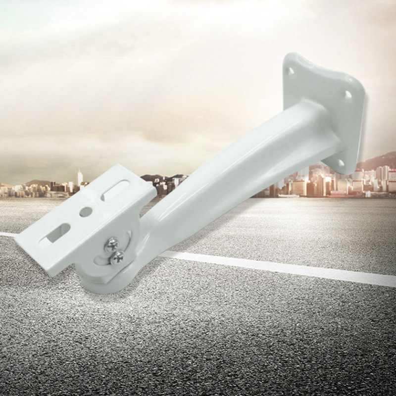 19 cm Uzunluk metal standı güvenlik kamerası Duvar Montaj Dirseği Desteği Güvenlik Zoom Kutusu Vücut bullet kamera ve Konut Muhafaza