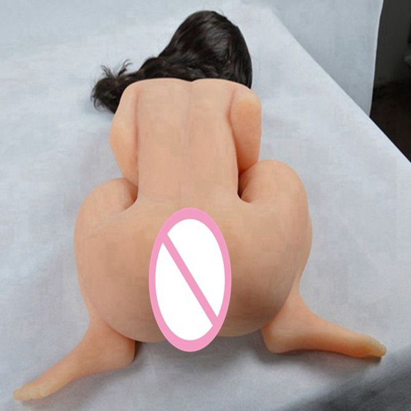 Real Full size 100% silicone artificial realistic pussy adult products sex dolls for men drop shipping GFM-028C