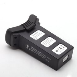 7.4V 2500mAh Lithium Battery For S70W RC Quadcopter Spare Parts Aircraft Drone Battery