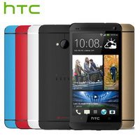 Sprint Version HTC One M7 Mobile Phone Quad Core 4 7 Touch Screen 2GB RAM 32GB