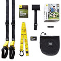TRX Home Gym Suspension Trainer Kit , TRX Fitness Workout Band Yoga Belts Training resistance Straps Body Building Equipment