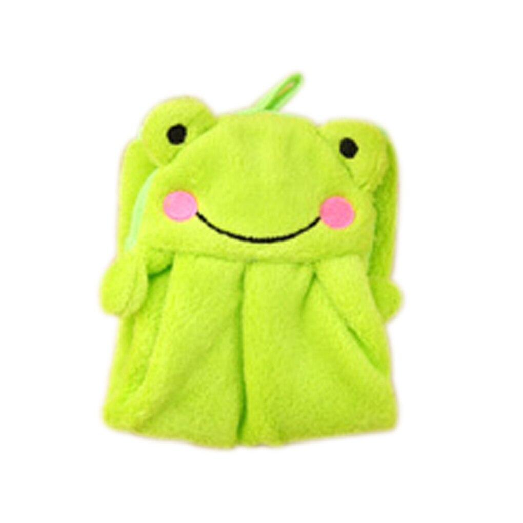Cartoon Animals Eco-friendly Soft Velvet Towels 4