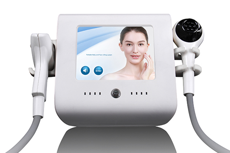 2019 Factory Price Two Treatment Cartridges  Fat Reduction Body Contouring Machine  Belly Fat Loss Beauty Salon