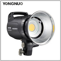 YONGNUO YN760 Protable LED Studio Light Photography Lamp with 5500K Color Temperature and Adjustable Brightness for Camcorder