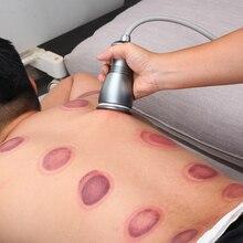 Elettrico Raschiando Macchina Corpo Coppettazione Massaggio Gua Sha Ventosas Anti Cellulite Fat Burner Pompe di Aspirazione Apparecchi di Terapia di Vuoto