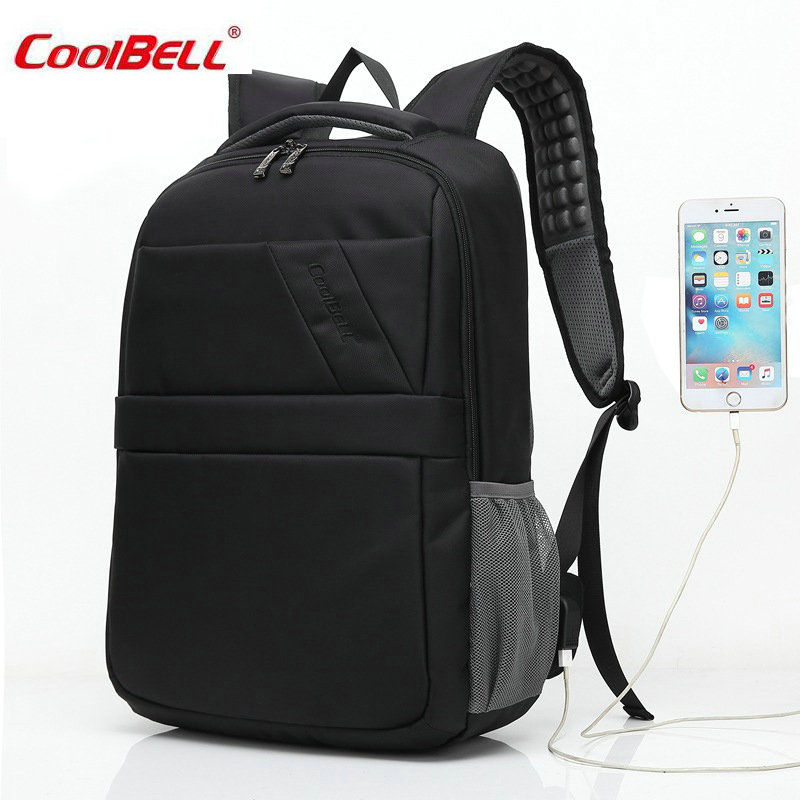 COOLBELL Men and Women Laptop Backpack Mochila Masculina 15 Inch Backpacks Luggage Men's Travel Bags Male Large Capacity Bag-FF  green waterproof backpacks travel bag 11 15 6 inch notebook laptop backpack men travel bags women male mochila escolar rucksack