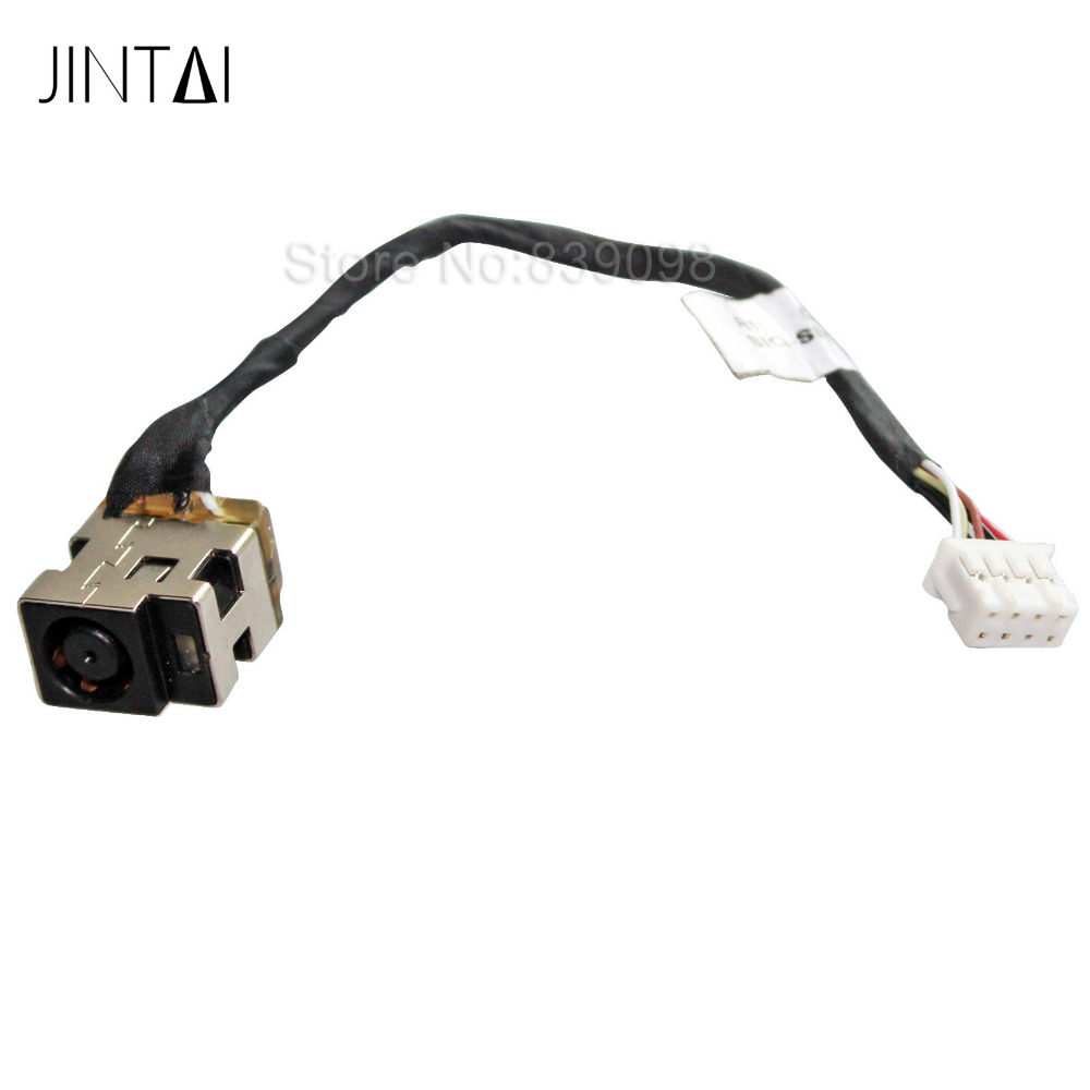 DC POWER JACK CABLE HARNESS CONNECTOR FOR HP PAVILION G6-1000 R15 DD0R15AD000 641394-001 G6-2211NR G6-2213NR G6-2111US