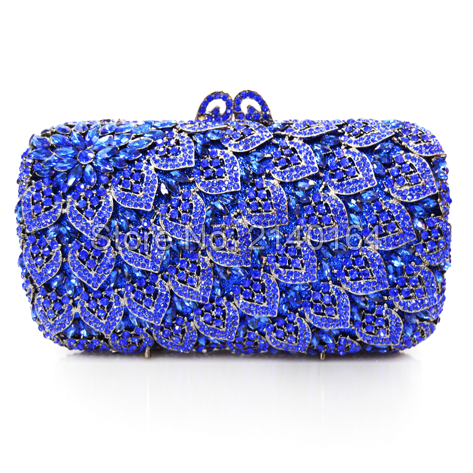 Sparkly Yellow Peacock wings Shape Luxury diamante Wedding Clutch Bag Bridal Party Prom Purse Ladies Crystal Evening Bag 88277 winmax popular luxury evening bag sparkly crystal women party bag colorful butterfly pattern ladies dinner bag prom clutch purse