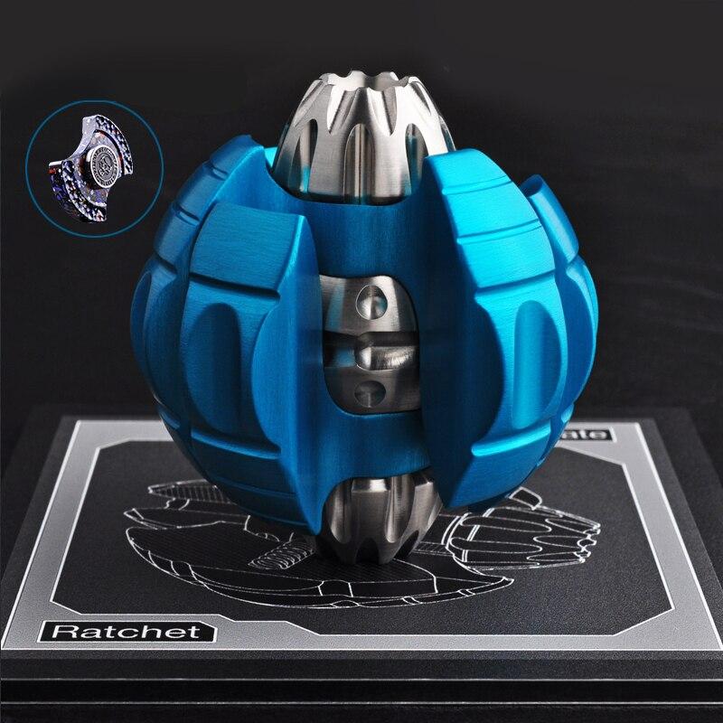 MLD металлическое яйцо, EDC, красочное яйцо, черепаха, для взрослых, портативные игрушки для декомпрессии, Спиннер, металлический, расстегивающ...