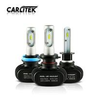 2Pcs 9005 HB3 9006 HB4 H11 H4 H7 Led H1 Auto Car Headlight S1 N1 50W
