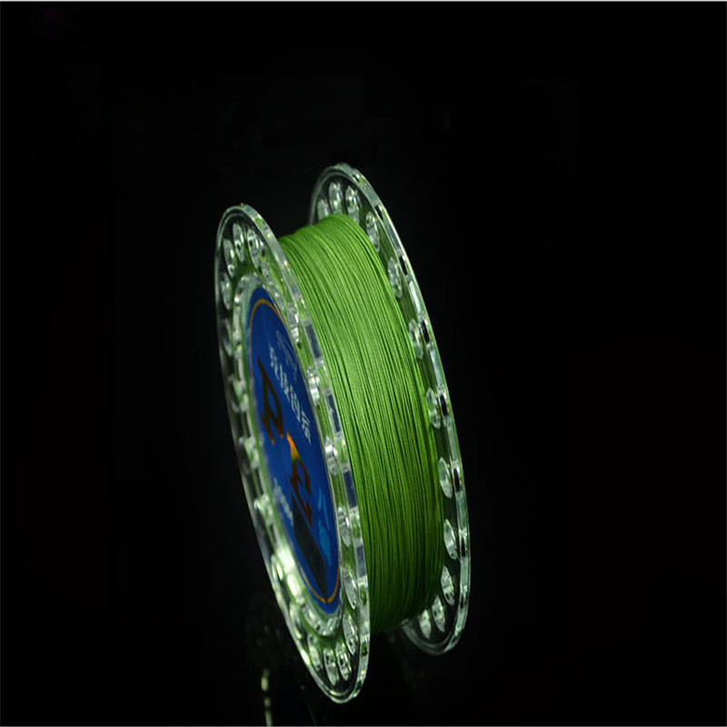 New Strong Braided Fishing Line 100m 8Strands PE 2.0-8.0# Super Fluorocarbon Line For Fishing Gear Fishing Supplies