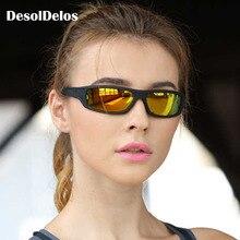 Mens Polarized Sun Glasse 2019 Polaroid HD Sunglasses Men Night Vision Women Classes Brand Hot Sale Unisex Glasses
