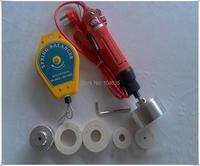 220V Handheld Electric Screw Manual Capping Sealing Bottle Capper Sealer Machine