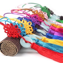 Car Ornaments Chinese Knotting Jade Pendant Tassel Hanging Car Decoration China Lucky Unique Gift Car font