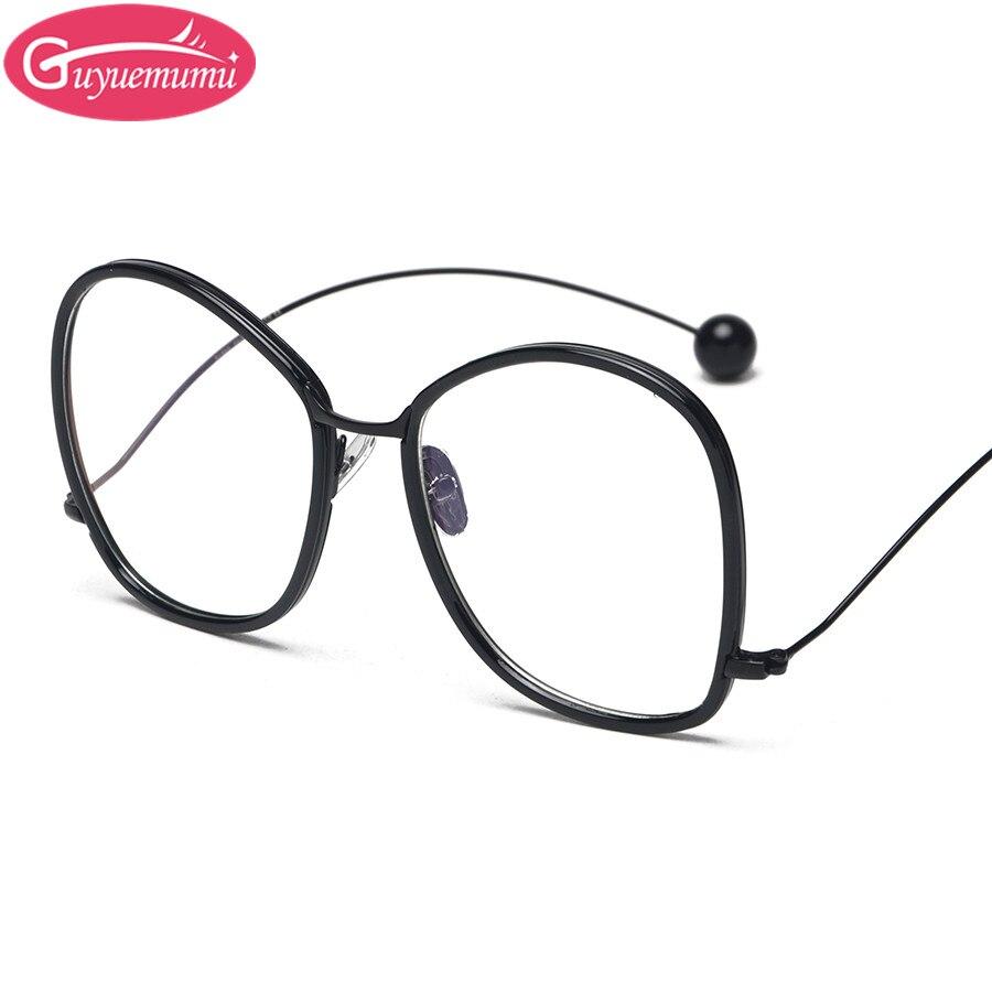 2017 europa Modemarke Männer Brillen Vintage Gold Frame Brille ...