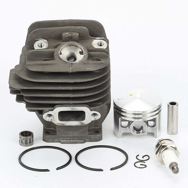 44MM Cylinder Piston Head Assembly Spark Plug For Stihl 026 MS260 260 Replaces 1121 020 1208 Chainsaw цена