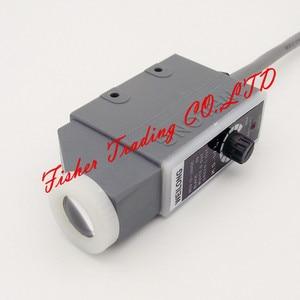Image 3 - Weilong color mark sensor KS W22 KS W23 for bag making machines,10~30VDC photoelectric eye switch with white LED light spot