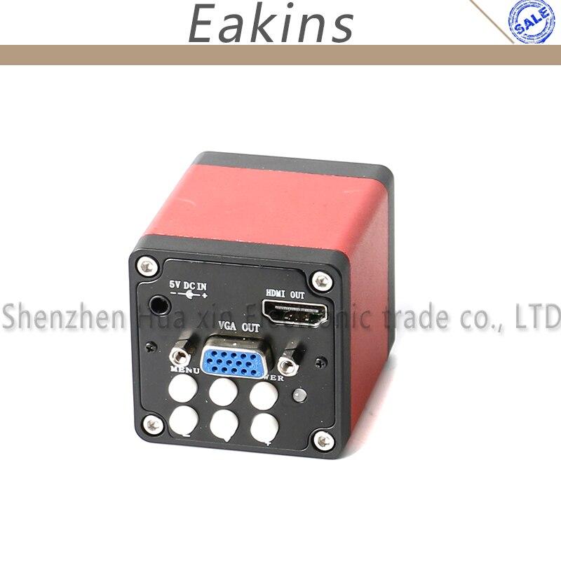 Бесплатная доставка 13MP 1/3 CMOS промышленности микроскоп Камера hdmi выходы VGA 60f/S 720 P CS крепление объектива для телефона Планшеты ремонт
