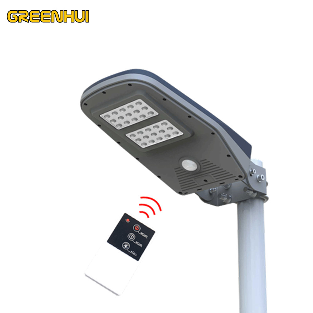 New 30 Led Solar Light Ip65 Waterproof Wide Angle Security