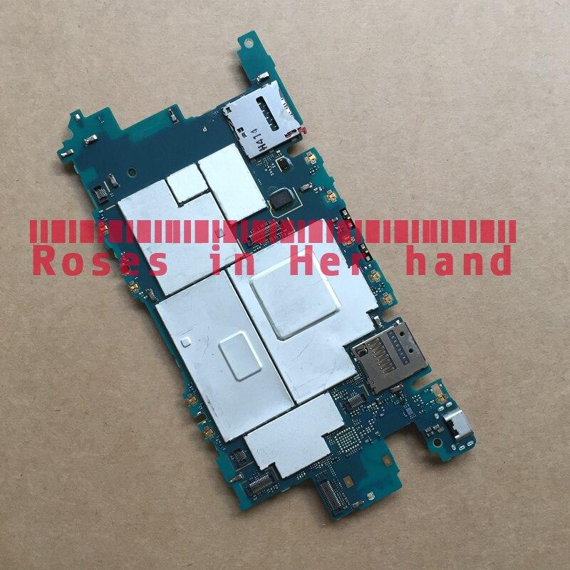 LOVAIN Full Working Original Unlocked For Sony Xperia Z1 Compact Mini D5503 M51W Motherboard Mainboard Logic
