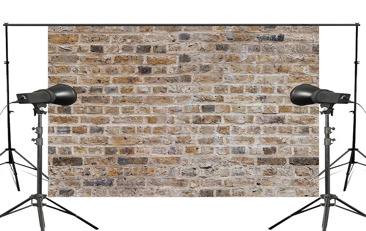 5x7ft Stone Brick Background Folding Photography Backdrop Pictures Studio Props Wall