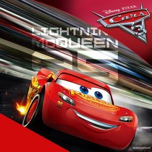 Image 2 - Big Size 22cm samochody disney pixar 3 pilot Storm Jackson oświetlenie McQueen Cruz Ramirez metalowy samochód zabawki chłopcy urodziny prezent