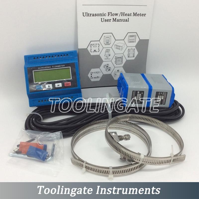 TUF-2000M-TM-1 (DN50-700mm) Ultrasonic Module Liquid Flow Meter Digital FlowmetersTUF-2000M-TM-1 (DN50-700mm) Ultrasonic Module Liquid Flow Meter Digital Flowmeters