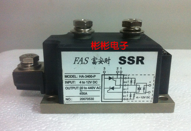 Ha-3400-p solid state relay 400a ha etx30 p