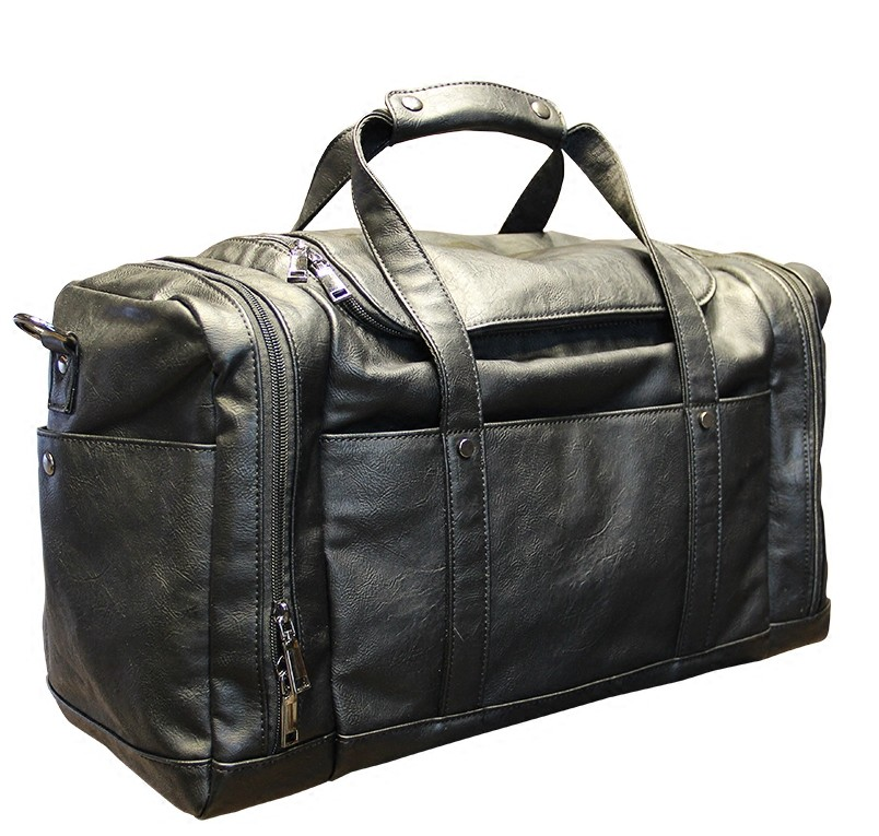 Travel Duffle Versatile Travel Bags Large Capacity Boarding Bag European And American Style Tough Guy Use