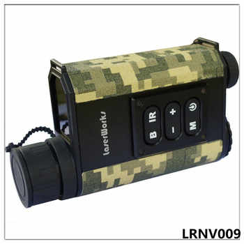 Infrared Laser Night vision Rangefinder 6X magnification telescope for outdoor camping hunting night rangefinder monocular - DISCOUNT ITEM  37 OFF Tools