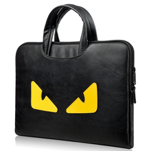 Laptop Bag Sleeve 12 13.3 14 15 15.6 Inch Notebook Bag For Macbook Air Pro 11 13 15 Dell Asus HP Acer Laptop Case Waterproof 15 6 inch waterproof laptop sleeve bag for laptop 11 12 13 13 3 14 15 6 men notebook bag case for macbook air 13 15 pro 15 4