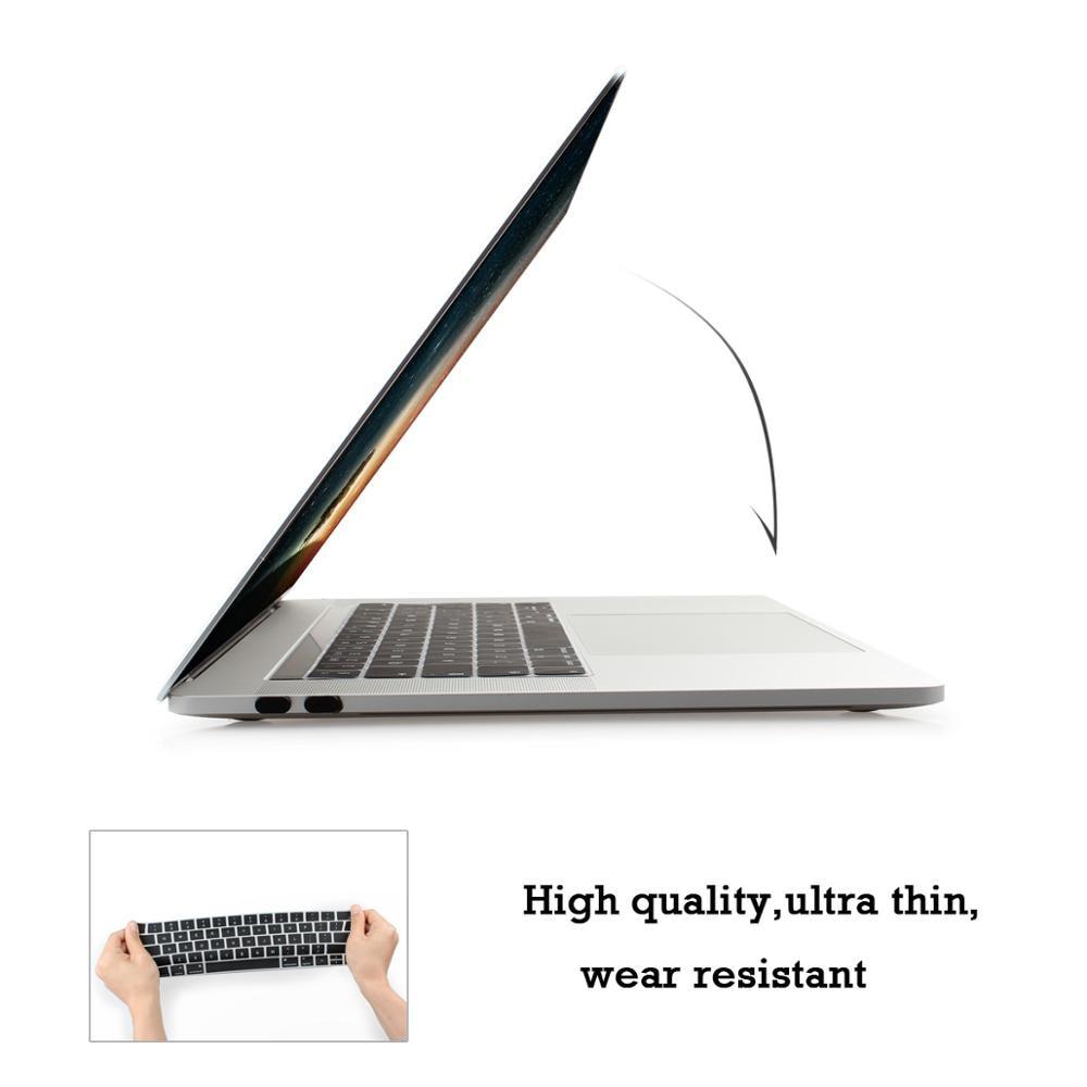 Nueva versión UE Euro Introduzca árabe e inglés cubierta de - Accesorios para laptop - foto 6