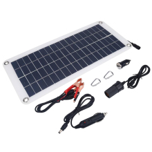 10.5W 18V Polycrystalline Solar Panel Charger Power Solar Cells For Camping Car 12V Battery 5V Mobile Phone Solar Parts