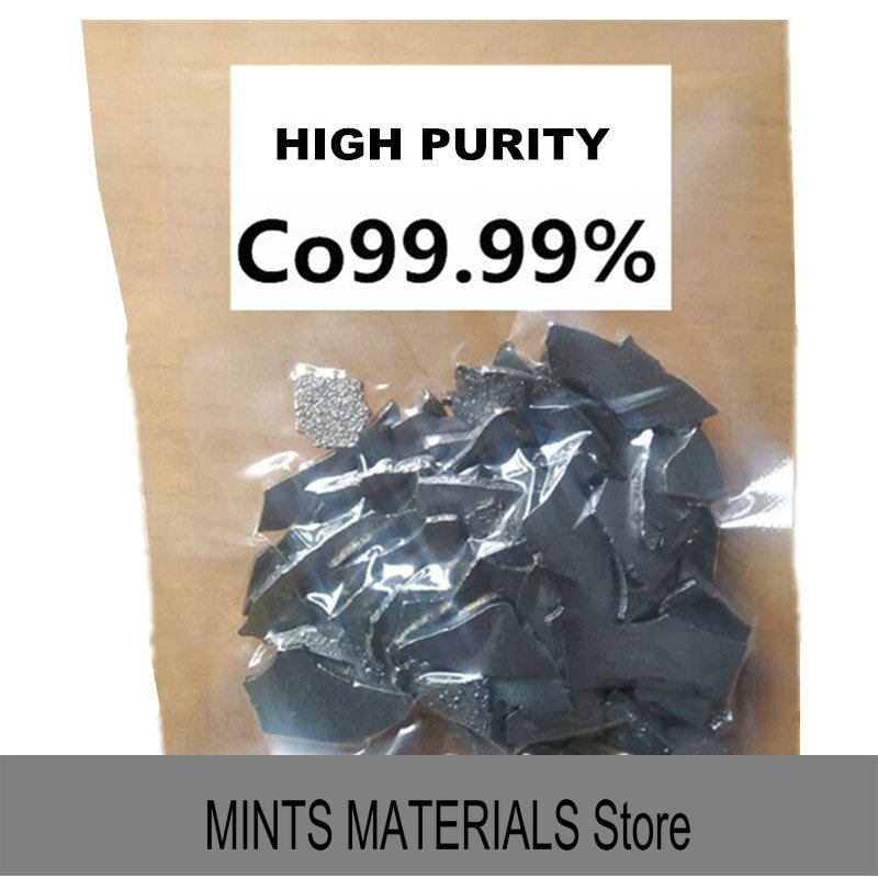 Cobalt 4N Co Plate High Purity 99.99% 4 Research and Development Element Metal Simple Substance CAS#: 7440-48-4Cobalt 4N Co Plate High Purity 99.99% 4 Research and Development Element Metal Simple Substance CAS#: 7440-48-4