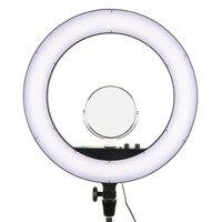 Godox LR160 светодиодный двухцветный студийный кольцевой Свет Фото телефон видео свет круглая лампа селфи палка кольцо заполняющее осветление