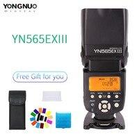 Yongnuo YN 565EXIII for Canon YN565EX YN 565 EX ETTL E TTL Flash Speedlight/Speedlite 5D II 350D 450D 500D 550D 600D 1000D 1100D