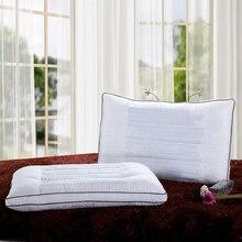 Home health pillow neck Aqua Juemingzi pillow cervical health care pillow classic Juemingzi kapok pillow