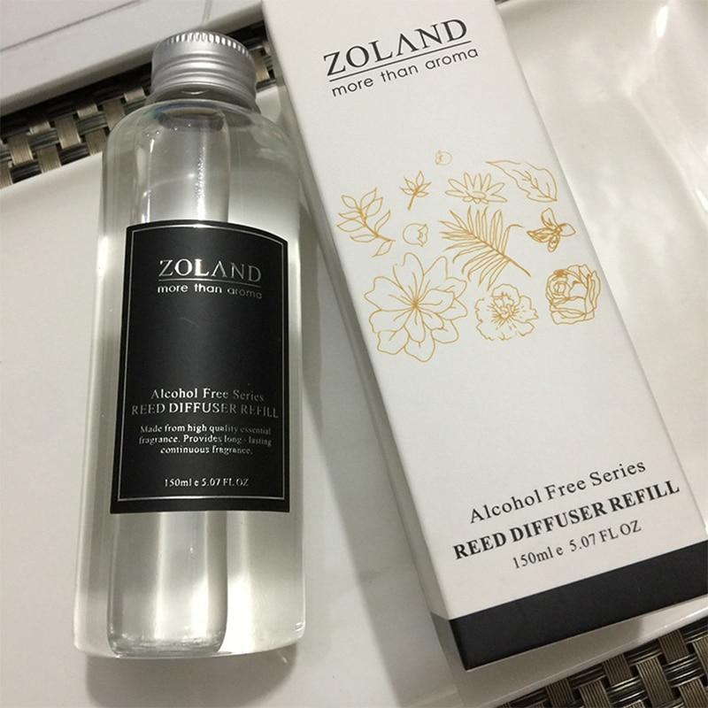 150ml Home Fragrance Natural Aroma Essential Oil Diffuser No Fire Aroma Diffuser Replenisher Ocean/Bamboo/Sakura/Jasmine,etc